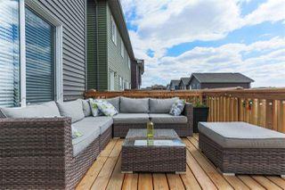 Photo 23: 462 ORCHARDS Boulevard in Edmonton: Zone 53 House Half Duplex for sale : MLS®# E4193854