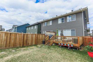 Photo 21: 462 ORCHARDS Boulevard in Edmonton: Zone 53 House Half Duplex for sale : MLS®# E4193854