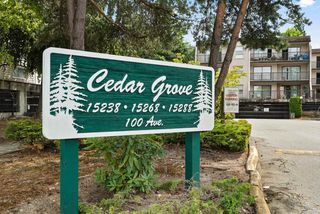 "Photo 23: 316 15268 100 Avenue in Surrey: Guildford Condo for sale in ""Cedar Grove"" (North Surrey)  : MLS®# R2481098"