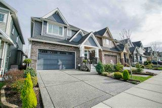 """Photo 1: 8086 211B Street in Langley: Willoughby Heights House for sale in """"Yorkson"""" : MLS®# R2482251"""