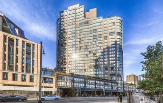 Photo 1: 606 24 W Wellesley Street in Toronto: Bay Street Corridor Condo for lease (Toronto C01)  : MLS®# C4892002