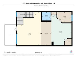 Photo 36: 72 12815 CUMBERLAND Road in Edmonton: Zone 27 Townhouse for sale : MLS®# E4212685