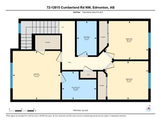 Photo 37: 72 12815 CUMBERLAND Road in Edmonton: Zone 27 Townhouse for sale : MLS®# E4212685
