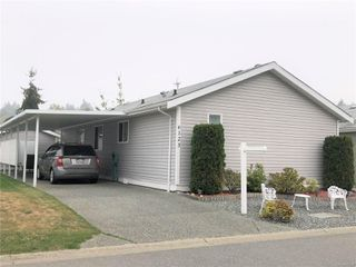 Photo 1: 6123 Denver Way in : Na Pleasant Valley Manufactured Home for sale (Nanaimo)  : MLS®# 855600