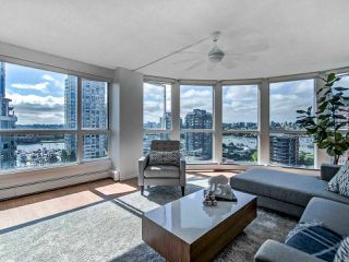 Photo 1: 1305 283 DAVIE STREET in Vancouver: Yaletown Condo for sale (Vancouver West)  : MLS®# R2491218