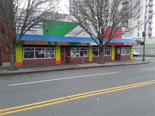 Main Photo: 1205 Quadra St in : Vi Downtown Business for sale (Victoria)  : MLS®# 860957