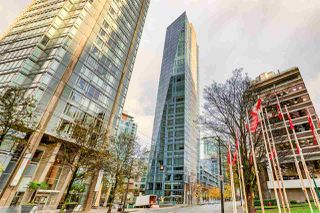 "Main Photo: 2701 1499 W PENDER Street in Vancouver: Coal Harbour Condo for sale in ""West Pender Place"" (Vancouver West)  : MLS®# R2520927"