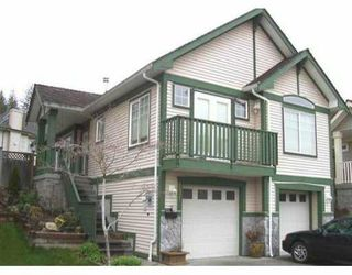 """Main Photo: 131 EVERGREEN CR: Anmore House for sale in """"ANMORE GREEN ESTATES"""" (Port Moody)  : MLS®# V531234"""
