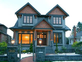 Main Photo: 3818 W 38TH Avenue in Vancouver: Dunbar House for sale (Vancouver West)  : MLS®# V981956
