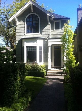 Main Photo: 3499 West 27th Avenue in Vancouver: Dunbar Home for sale ()  : MLS®# v889666