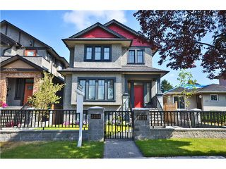 Photo 1: 3113 E 20TH Avenue in Vancouver: Renfrew Heights House for sale (Vancouver East)  : MLS®# V1019224