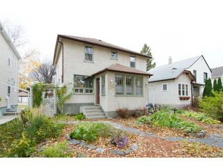 Main Photo: 513 Langevin Street in WINNIPEG: St Boniface Residential for sale (South East Winnipeg)  : MLS®# 1400913