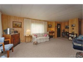 Photo 2:  in SOOKE: Sk Sooke River Manufactured Home for sale (Sooke)  : MLS®# 470543
