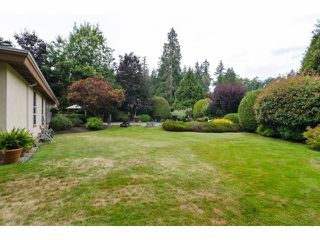 "Photo 4: 2977 NORTHCREST Drive in Surrey: Elgin Chantrell House for sale in ""Elgin Park Estates"" (South Surrey White Rock)  : MLS®# F1418044"