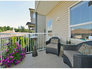 "Photo 17: 121 33751 7TH Avenue in Mission: Mission BC Townhouse for sale in ""Heritage Park Place"" : MLS®# F1418910"