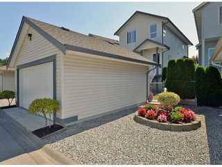 "Photo 20: 121 33751 7TH Avenue in Mission: Mission BC Townhouse for sale in ""Heritage Park Place"" : MLS®# F1418910"