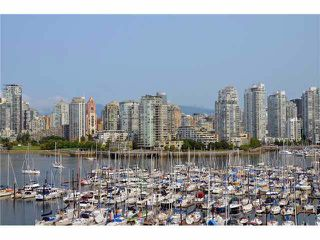 Photo 1: 521 666 LEG IN BOOT Square in Vancouver: False Creek Condo for sale (Vancouver West)  : MLS®# V1081240