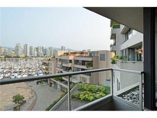 Photo 16: 521 666 LEG IN BOOT Square in Vancouver: False Creek Condo for sale (Vancouver West)  : MLS®# V1081240
