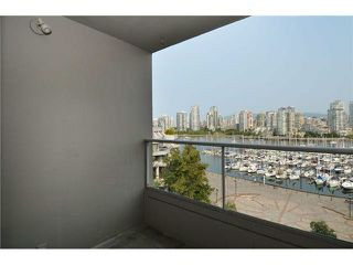Photo 15: 521 666 LEG IN BOOT Square in Vancouver: False Creek Condo for sale (Vancouver West)  : MLS®# V1081240