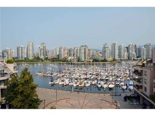 Photo 17: 521 666 LEG IN BOOT Square in Vancouver: False Creek Condo for sale (Vancouver West)  : MLS®# V1081240