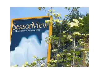 "Photo 1: 15 1026 GLACIER VIEW Drive in Squamish: Garibaldi Highlands Townhouse for sale in ""SEASONVIEW"" : MLS®# V1081558"