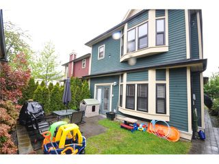 Photo 9: 1218 16th Avenue in Vancouver: House 1/2 Duplex for sale : MLS®# V1069829