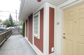 Photo 20: 24 345 E 33RD AVENUE in Vancouver: Main Condo for sale (Vancouver East)  : MLS®# R2072186