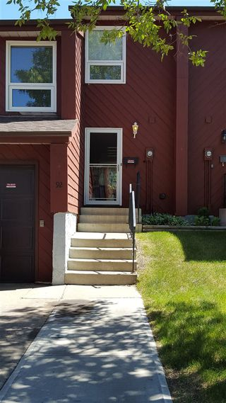 Photo 1: 92 Lorelei CL NW in Edmonton: Zone 27 Townhouse for sale : MLS®# E4027246