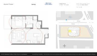 """Photo 14: 1103 13398 104 Avenue in Surrey: Whalley Condo for sale in """"UNIVERSITY DISTRICT - ALUMNI"""" (North Surrey)  : MLS®# R2396482"""