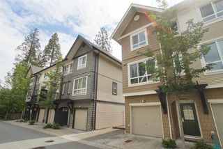 """Photo 1: 26 1305 SOBALL Street in Coquitlam: Burke Mountain Townhouse for sale in """"TYNERIDGE NORTH"""" : MLS®# R2401296"""