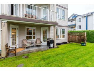 """Photo 18: 107 17727 58 Avenue in Surrey: Cloverdale BC Condo for sale in """"Derby Downs"""" (Cloverdale)  : MLS®# R2411031"""