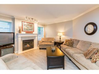 """Photo 2: 107 17727 58 Avenue in Surrey: Cloverdale BC Condo for sale in """"Derby Downs"""" (Cloverdale)  : MLS®# R2411031"""