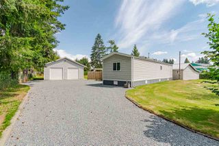 Main Photo: 23839 40 Avenue in Langley: Campbell Valley Manufactured Home for sale : MLS®# R2423531