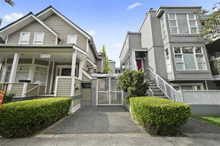 "Photo 1: 303 1333 W 7TH Avenue in Vancouver: Fairview VW Condo for sale in ""Windgate Encore"" (Vancouver West)  : MLS®# R2453610"