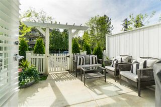 """Photo 37: 44 22057 49 Avenue in Langley: Murrayville Townhouse for sale in """"HERITAGE"""" : MLS®# R2455672"""