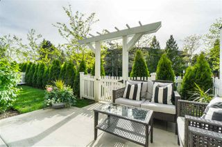"""Photo 38: 44 22057 49 Avenue in Langley: Murrayville Townhouse for sale in """"HERITAGE"""" : MLS®# R2455672"""