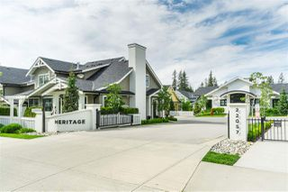 """Photo 40: 44 22057 49 Avenue in Langley: Murrayville Townhouse for sale in """"HERITAGE"""" : MLS®# R2455672"""