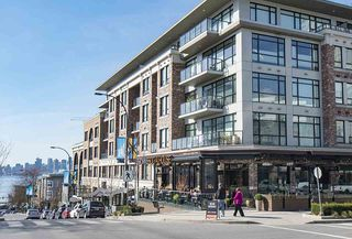 Photo 2: 414 105 W 2ND STREET in North Vancouver: Lower Lonsdale Condo for sale : MLS®# R2457913
