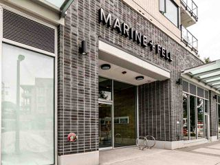 "Photo 2: 220 725 MARINE Drive in North Vancouver: Harbourside Condo for sale in ""Marine & Fell"" : MLS®# R2481739"