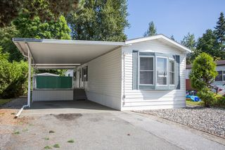 "Photo 21: 125 145 KING EDWARD Street in Coquitlam: Maillardville Manufactured Home for sale in ""MILL CREEK VILLAGE"" : MLS®# R2493736"