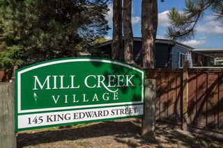 "Photo 25: 125 145 KING EDWARD Street in Coquitlam: Maillardville Manufactured Home for sale in ""MILL CREEK VILLAGE"" : MLS®# R2493736"