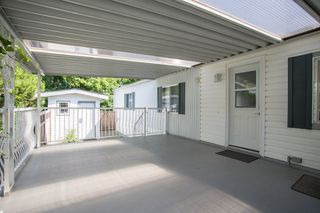 "Photo 16: 125 145 KING EDWARD Street in Coquitlam: Maillardville Manufactured Home for sale in ""MILL CREEK VILLAGE"" : MLS®# R2493736"