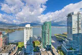"Photo 31: 3306 1111 W PENDER Street in Vancouver: Coal Harbour Condo for sale in ""THE VANTAGE"" (Vancouver West)  : MLS®# R2510687"
