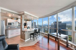 "Photo 3: 3306 1111 W PENDER Street in Vancouver: Coal Harbour Condo for sale in ""THE VANTAGE"" (Vancouver West)  : MLS®# R2510687"