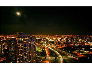 """Photo 9: 3301 602 CITADEL PARADE in Vancouver: Downtown VW Condo for sale in """"SPECTRUM 4"""" (Vancouver West)  : MLS®# V930449"""