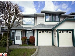 "Photo 1: 193 3160 TOWNLINE Road in Abbotsford: Abbotsford West Townhouse for sale in ""southpoint ridge"" : MLS®# F1215437"