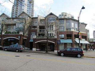 "Photo 1: # 302 220 NEWPORT DR in Port Moody: North Shore Pt Moody Condo for sale in ""The Burrard"" : MLS®# V981151"