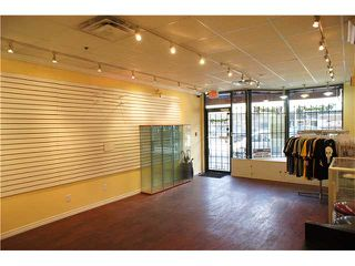 Photo 6: 2676 W 4TH Avenue in VANCOUVER: Kitsilano Commercial for sale (Vancouver West)  : MLS®# V4034835