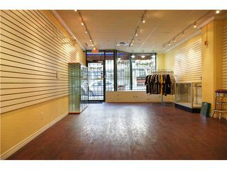 Photo 5: 2676 W 4TH Avenue in VANCOUVER: Kitsilano Commercial for sale (Vancouver West)  : MLS®# V4034835
