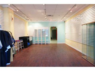 Photo 3: 2676 W 4TH Avenue in VANCOUVER: Kitsilano Commercial for sale (Vancouver West)  : MLS®# V4034835